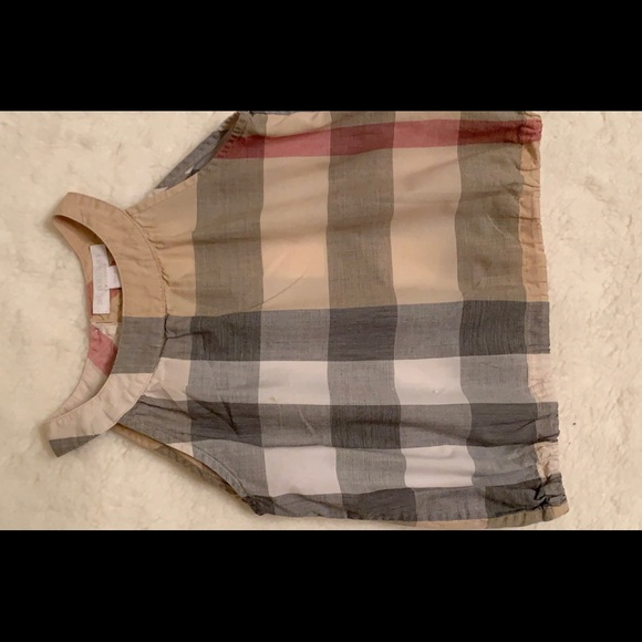 Burberry Other - Burberry shirt Toddler girl